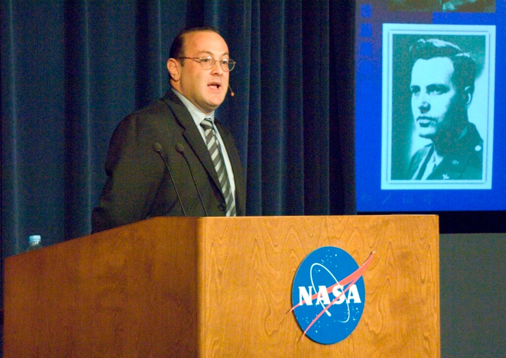 Dr.Bob Baron at NASA's Annual Safety Conference