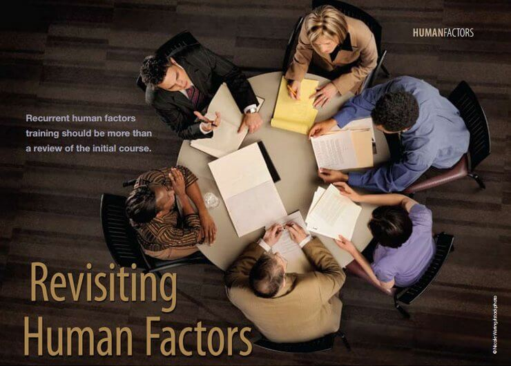 Revisiting Human Factors